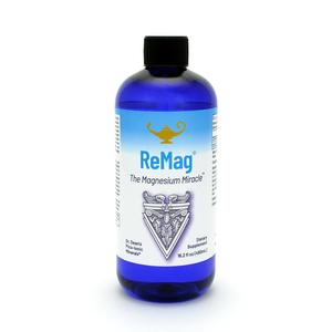 ReMag - The Magnesium Miracle | Dr. Dean's Pico-Meter Liquid Magnesium - 480ml