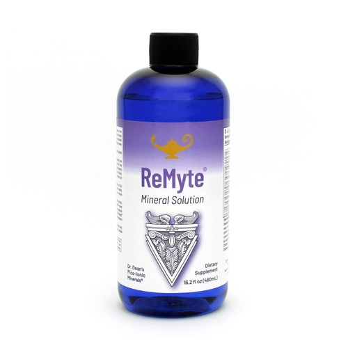 ReMyte - Mineral Solution | Dr. Dean's Pico-Ionic Multiple Minerals - 480ml