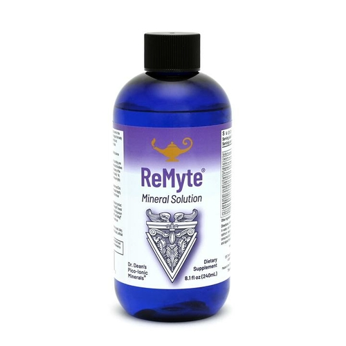 ReMyte - Mineral Solution | Dr. Dean's Pico-Ionic Multiple Minerals - 240ml