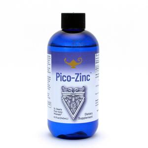 Pico-Zinc - Dr. Dean's Pico-Ionic Zinc Solution - 240ml