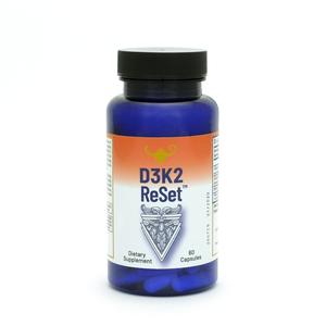 D3K2 ReSet - Vitamin D - Capsules