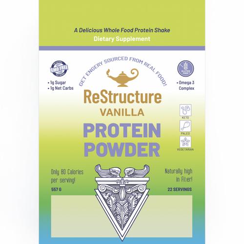 ReStructure - Protein Powder - Vanilla