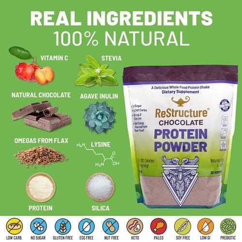 ReStructure - Protein Powder - Chocolate
