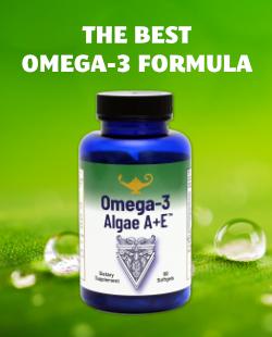 The best Omega-3 formula